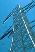 Composite Transmission Tower